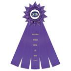 Finchley Fair, Festival & 4-H Rosette Award Ribbon