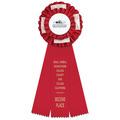 Birmingham Fair, Festival & 4-H Rosette Award Ribbon