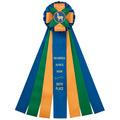 Birkdale Fair, Festival & 4-H Rosette Award Ribbon