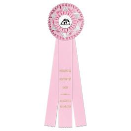 Cambridge Fair, Festival & 4-H Rosette Award Ribbon