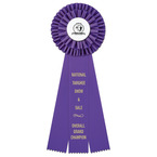 Kerry Fair, Festival & 4-H Rosette Award Ribbon