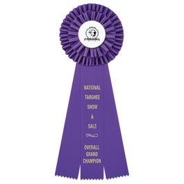 Kerry Fair, Festival & 4-H Rosette Award Ribbon
