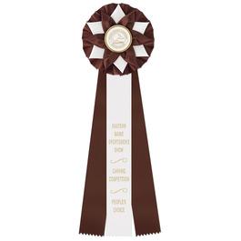 Exeter Fair, Festival & 4-H Rosette Award Ribbon