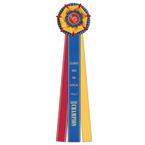 Berkshire Fair, Festival & 4-H Rosette Award Ribbon