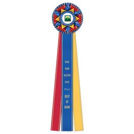Kennet Fair, Festival & 4-H Rosette Award Ribbon