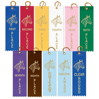 Horse Stock Fair, Festival & 4-H Award Ribbon