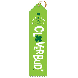 4-H Buds Award Ribbon