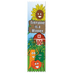 Everyone Is A Winner! Fair, Festival & 4-H Award Ribbon