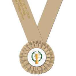 Medalist Fair, Festival & 4-H Award Sash