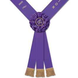 Ramsey Fair, Festival & 4-H  Award Sash
