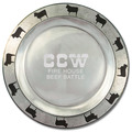 Baby Beef Rim Pewtarex™  Award Plate