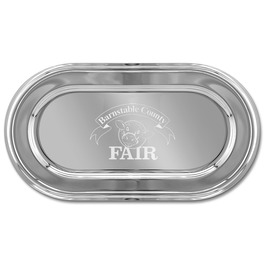 Oval Fair, Festival & 4-H Award Tray