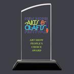 Swatch Acrylic Fair, Festival & 4-H Award Trophy