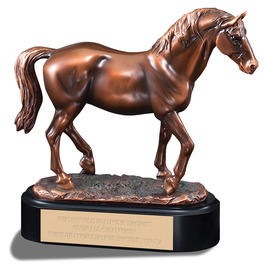 Horse Fair, Festival & 4-H Award Trophy