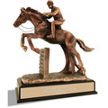 Horse Jumper Fair, Festival & 4-H Award Trophy