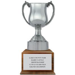 Georgian Cup Fair, Festival & 4-H Award w/ Championship Base