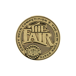 Sculpted Fair, Festival & 4-H Award Belt Buckle