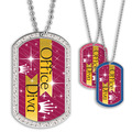 Custom GEM Dog Tags