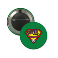 "1-3/4"" Button w/ Pin"