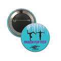 "3"" Button w/ Pin"