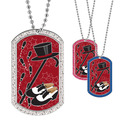 Full Color GEM Tap Dance Dog Tag
