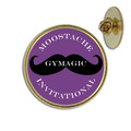 Custom Gymnastics Trading Pin