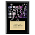 Dance Styles Award Plaque - Black