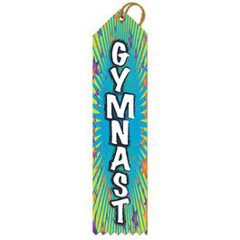 Stock Gymnast Award Ribbon