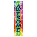 Awesome Gymnastics, Cheer & Dance Award Ribbon