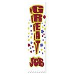 Stock Great Job Gymnastics, Cheer & Dance Award Ribbon