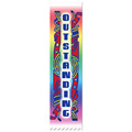 Outstanding Gymnastics, Cheer & Dance Award Ribbon