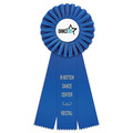 Clare Gymnastics, Cheer & Dance Rosette Award Ribbon