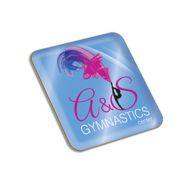 Gymnastics, Cheer & Dance Lapel Pins - Photo Printed