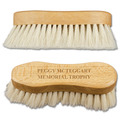 Engraved Soft Goat Hair Horse Face Brushes