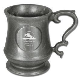 Engraved Salem Horse Show Award Mug