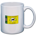 Custom Ceramic Horse Show Coffee Mugs