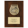 Victory Horse Show Award Plaque