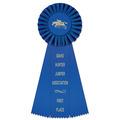 Newport Horse Show Rosette Award Ribbon