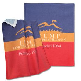 Fully Printed Custom Towel
