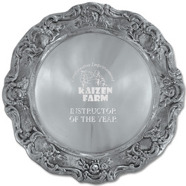 Gadroon Horse Show Award Plate