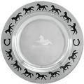 Horse Rim Horse Show Award Plate