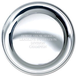 Sterling Silver Horse Show Award Tray