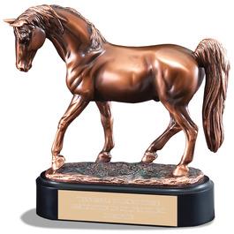 Tennessee Walker Horse Show Award Trophy