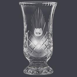Durham Crystal Vase Horse Show Trophy