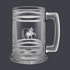 Glass Horse Show Award Tankard