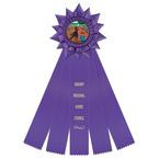 Finchley Horse Show Rosette Award Ribbon