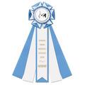 Royston Horse Show Rosette Award Ribbon