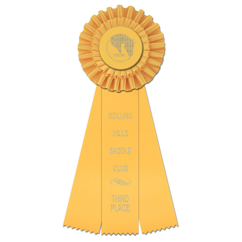9 Luxury Horse Show Rosette Hodges Badge Company