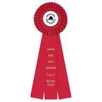 Shannon Horse Show Rosette Award Ribbon