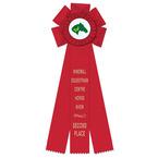 Windsor Horse Show Rosette Award Ribbon